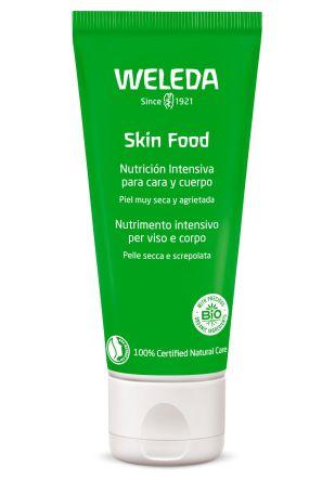 skin food weleda cremas faciales