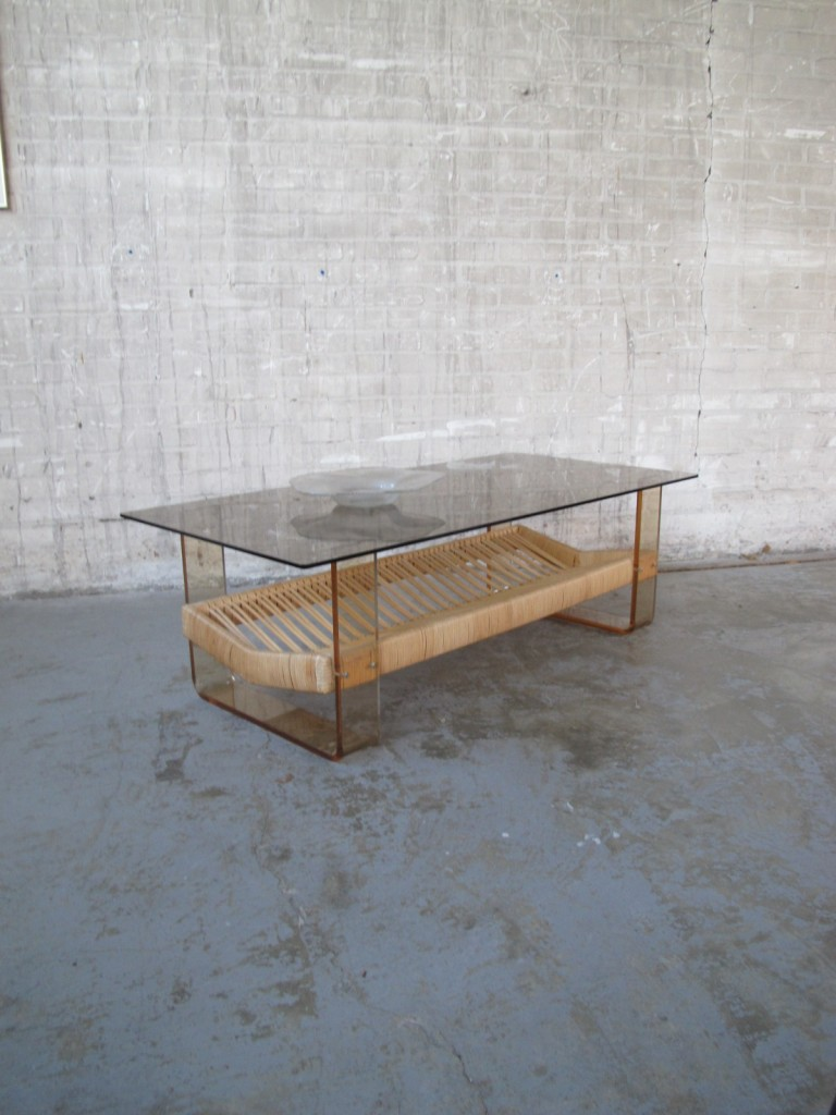 trendy spectrum pastoe stijl plexiglas glazen salontafel