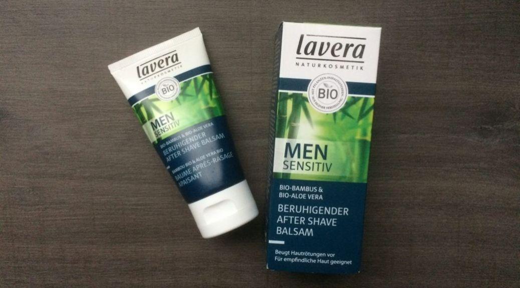 lavera men sensitiv scheren after shave