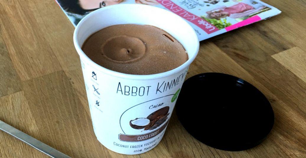 Plantaardig en suikervrij ijs: Abbot Kinney's Coco Frost