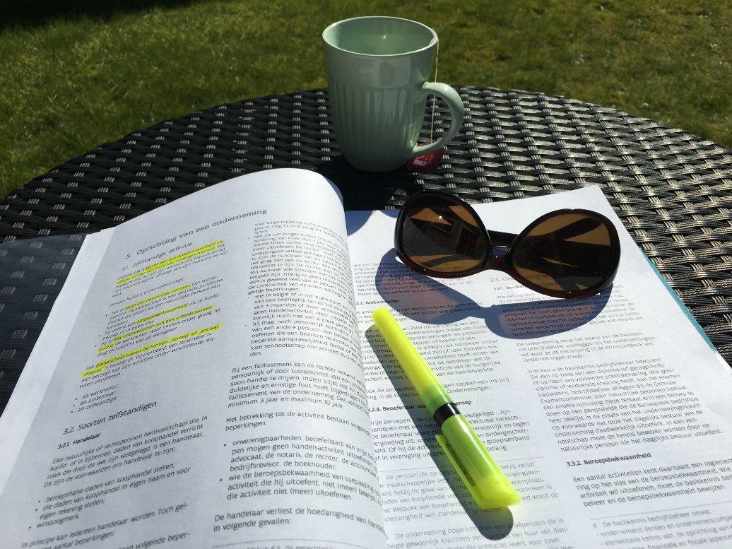Ambitieuze plannen: waarom ik weer even ga studeren