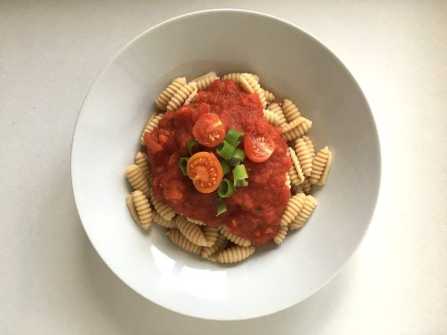 Terrasana tomatensaus en pesto review