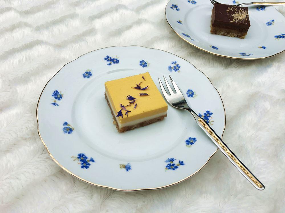 Delhaize RAW Cakes vegan glutenvrij