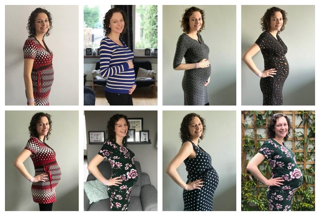 Zwangerschap week 39 en 40: Strippen, vreugde en verdriet