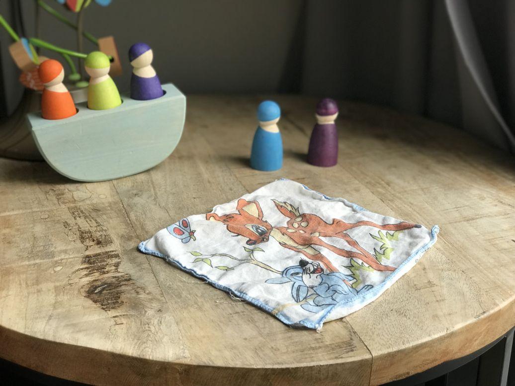 Groener leven voor beginners en gevorderden: Ecologische zakdoeken