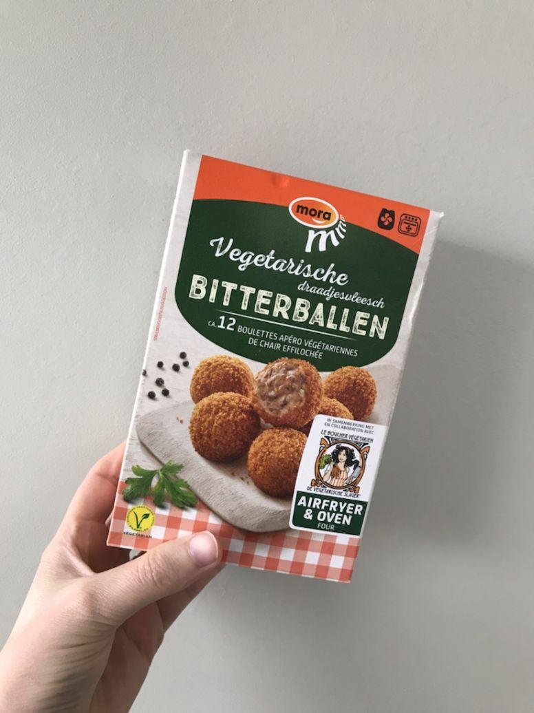 vegetarische bitterballen Mora De Vegetarische Slager