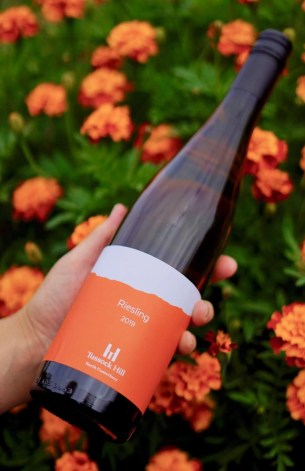 Tussock Hill's dry riesling