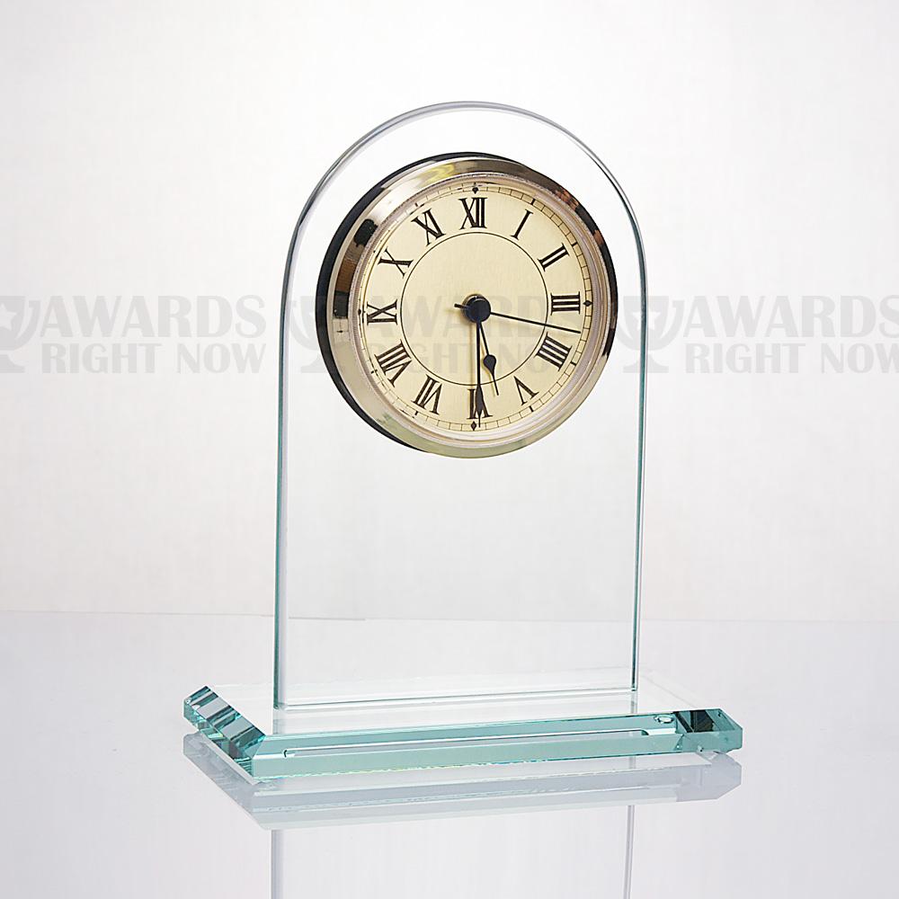 Essence Arch Clock