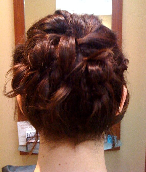 Updos Prom Hairstyles Updo Formal Hair Tustin