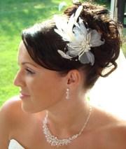 bridal hair updos long hiar