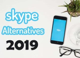 skype alternatives