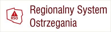 Regionalny system ostrzegania  logo