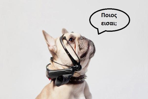Τέλος τα Γαβ των Σκύλων σας