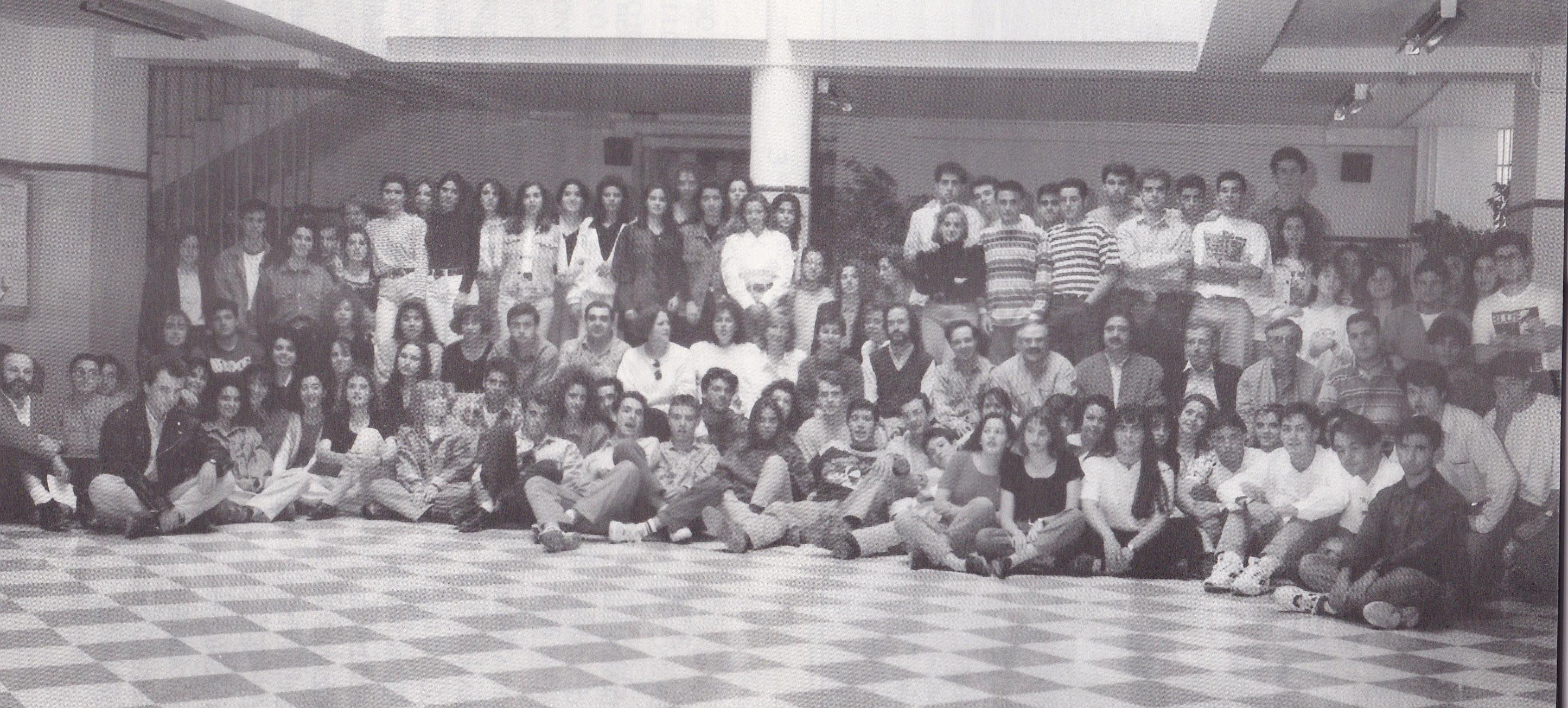 COU A+B+C (curso 1993-1994)
