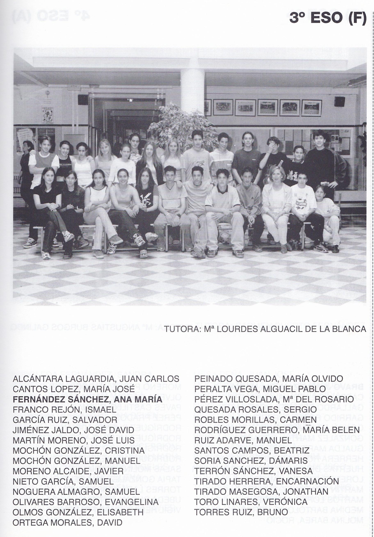 3ESOF (curso 1999-2000)