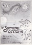 IV Semana Cultural (curso 1993-1994)
