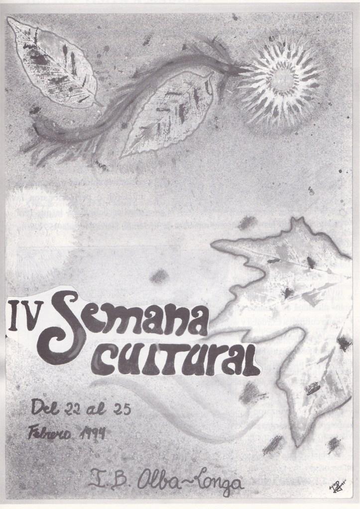 semana cultural 4 portada