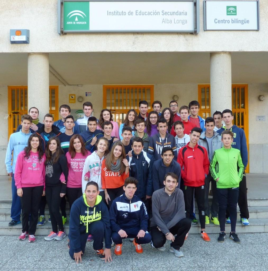 1º Bachillerato B (Ciencias y Tecnología).