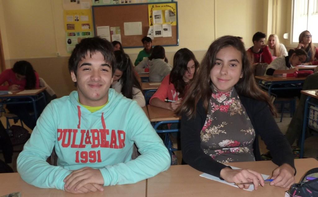 El Delegado, Raúl Dueñas Montes, y la Subdelegada, Irene Arcos Gutiérrez.