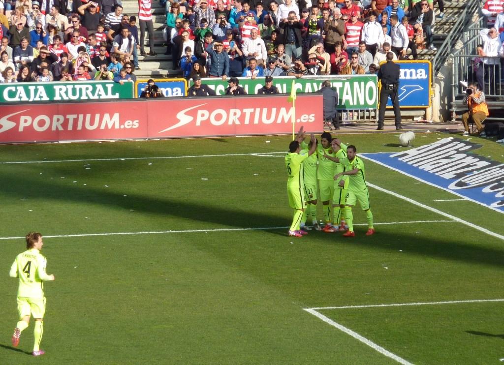 09 celebración gol 2 Suarez