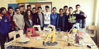 """El """"aula taller"""" de Tecnología (II)"""