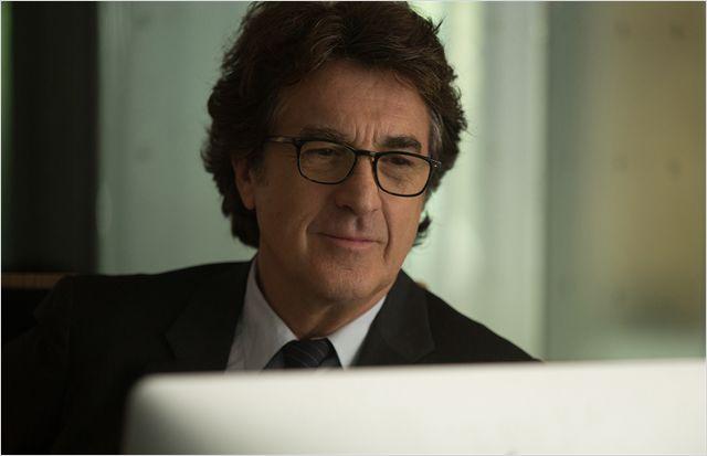 El actor François Cluzet en el papel de Pierre.