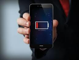 Duración escasa de la batería de un teléfono Android