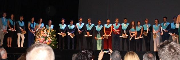CEREMONIA DE GRADUACIÓN 2015-16