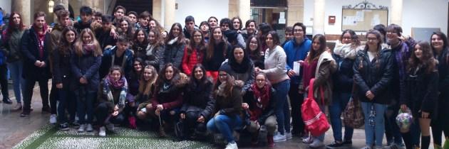 Visita al Teatro y al Hospital Real (curso 2016-2017)