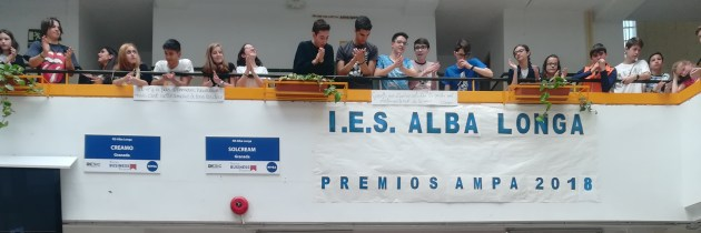 "Premios AMPA ""San Isidro"" 2018"