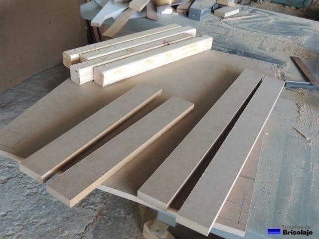 Cmo hacer una mesa de madera para nios