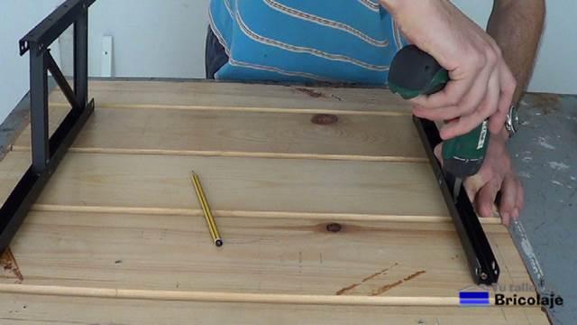 Cmo hacer una mesa de centro plegable o elevable