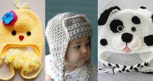 Örgü bebek modelleri