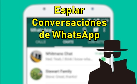formas de espiar un whatsapp