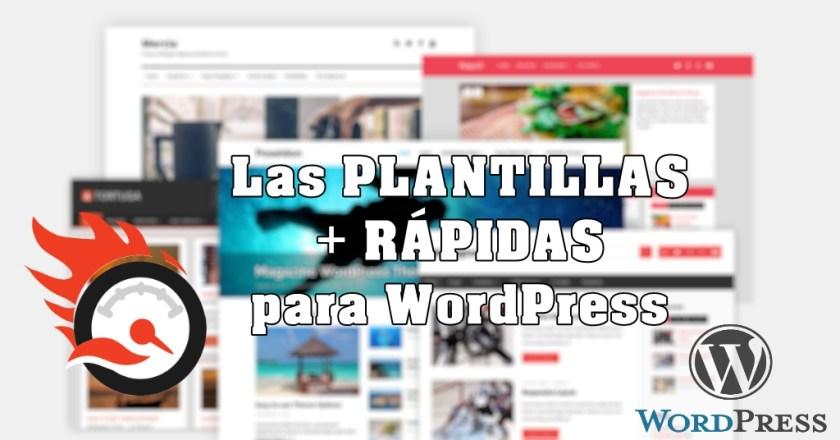 descargar la plantilla mas rapida para wordpress
