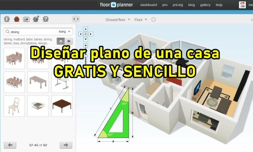 interfaz de floorplanner