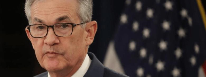 El presidente de la Junta de la Reserva Federal, Jerome Powell, anunció este 31 de julio que reducen las tasas de interés por primera vez desde la crisis de 2008. Crédito: Mark Wilson/Getty Images