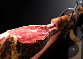 How jamon is served