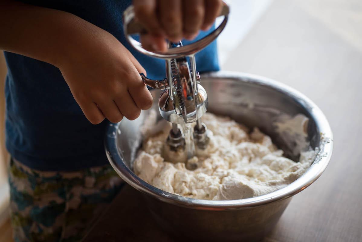 monter crème chantilly