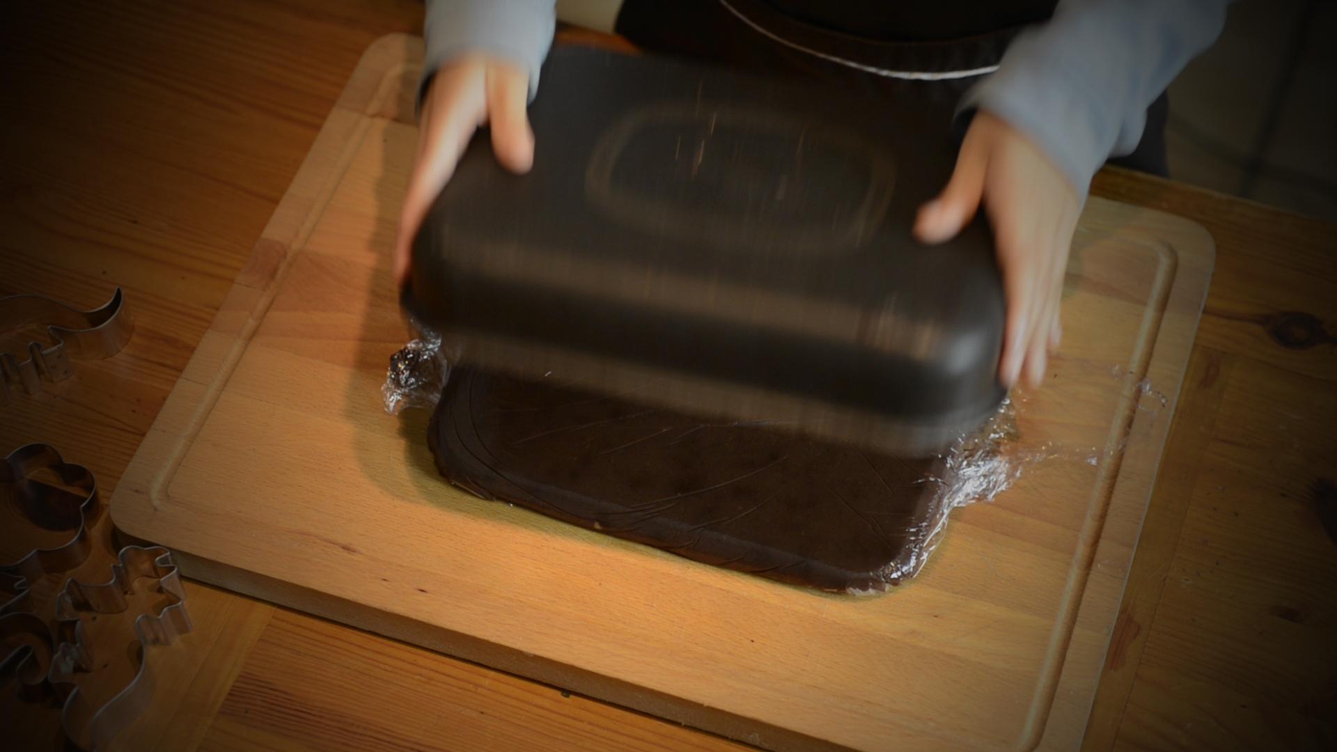 fondant au chocolat sans cuisson