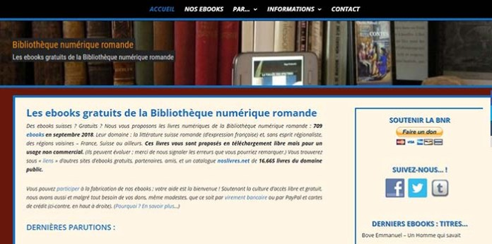 Le site Ebook-BNR !