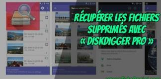 Comment Récupérer les fichiers avec DiskDigger