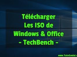 Telecharger tous les ISO de Windows et Office !