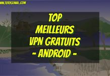 Top 5 Meilleurs VPN Gratuits pour Android
