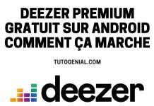 Deezer Premium Gratuit sur Android : Comment Ça Marche