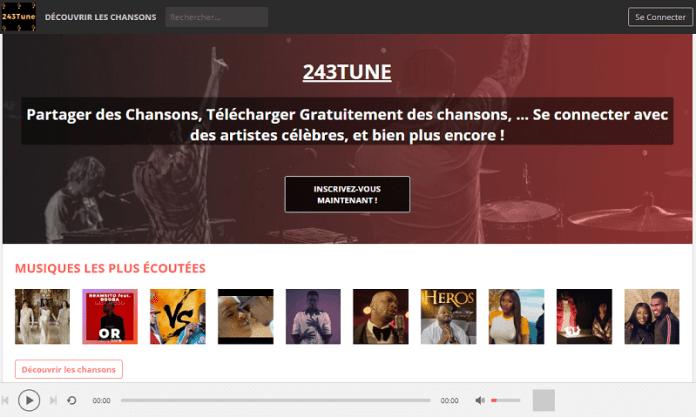 243Tune.Com : Plateforme Gratuite Pour Télécharger La Musique MP3 + Upload
