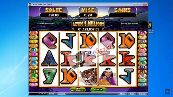 Machine à sous - Casino en ligne