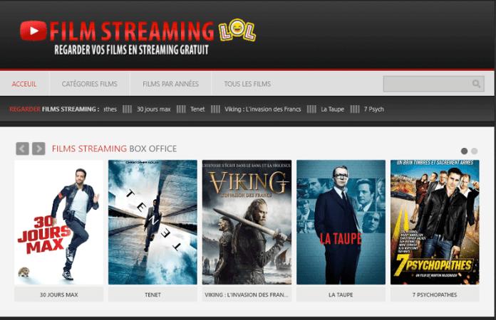 Streaming Gratuit sans Inscription - Film Streaming LOL