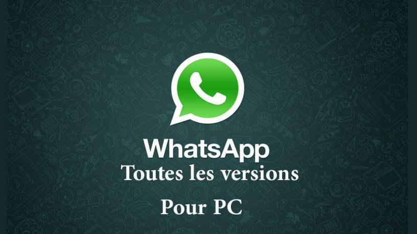 Utiliser Whatsapp sur un ordinateur