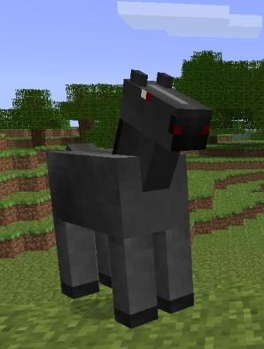 Apprivoiser Un Cheval Minecraft : apprivoiser, cheval, minecraft, Rajout, Monstres, Animaux, Minecraft